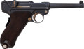 Handguns:Semiautomatic Pistol, Swiss DWM Early Model 1900 Luger Semi-Automatic Pistol....