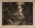 Books:Prints & Leaves, [John Boydell]. Engraved Print Entitled, The Sportsman.Boydell, 1775. Measures approx. 16.75 x 20.25 inches. Mounte...