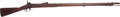 Military & Patriotic:Civil War, Model 1816 .69 Cal Percussion Rifled Musket With Remington Maynard Tape Conversion, Identified to Pvt John W. Plummer 114th Il...