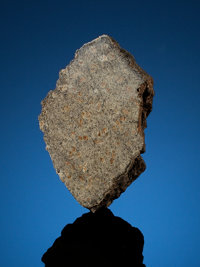 NWA 7397 - NOTABLE OFFERING OF A MAGNIFICENT MARTIAN METEORITE, INTERIOR AND EXTERIOR REVEALED SNC - Shergotti