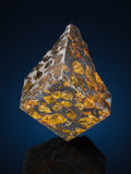 Meteorites:Palasites, A SUPERB END PIECE OF THE FUKANG PALLASITE . Fukang, XinjiangUygur Province, China. ...