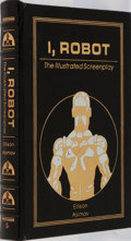 Books:Science Fiction & Fantasy, Harlan Ellison and Isaac Asimov. SIGNED/LIMITED. I, Robot.Easton Press, 1994. First edition, first printing. Limi...