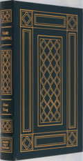 Books:Biography & Memoir, Alan King. SIGNED/LIMITED. Name-Dropping. Easton Press,1996. First edition, first printing. Limited to 1800 n...