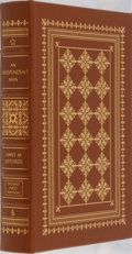 Books:Biography & Memoir, James M. Jeffords. SIGNED/LIMITED. An Independent Man.Easton Press, 2003. First edition, first printing. Limited ...