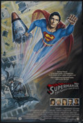 "Movie Posters:Adventure, Superman IV: The Quest for Peace (Warner Brothers, 1987). One Sheet(27"" X 41""). Adventure. Directed by Sidney J. Furie. Sta..."