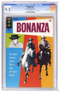 Bronze Age (1970-1979):Western, Bonanza #35 File Copy (Gold Key, 1970) CGC NM- 9.2 Off-white to white pages. Photo cover. Overstreet 2006 NM- 9.2 value = $8...