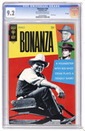 Bronze Age (1970-1979):Western, Bonanza #36 File Copy (Gold Key, 1970) CGC NM- 9.2 Off-white to white pages. Photo cover. Highest CGC grade for this issue. ...