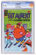 Bronze Age (1970-1979):Cartoon Character, Fat Albert #17 File Copy (Gold Key, 1977) CGC NM+ 9.6 Off-white towhite pages. Overstreet 2006 NM- 9.2 value = $18. CGC cen...