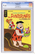 Bronze Age (1970-1979):Cartoon Character, The Flintstones #57 File Copy (Gold Key, 1970) CGC NM+ 9.6Off-white to white pages. Overstreet 2006 NM- 9.2 value = $42.CG...