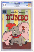 Golden Age (1938-1955):Funny Animal, Four Color #668 Dumbo - File Copy (Dell, 1955) CGC VF/NM 9.0Off-white pages. Second printing with Timothy Mouse on cover. O...