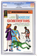Bronze Age (1970-1979):Cartoon Character, Harlem Globetrotters #8 File Copy (Gold Key, 1974) CGC NM+ 9.6White pages. ...