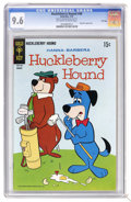 Bronze Age (1970-1979):Cartoon Character, Huckleberry Hound #40 File Copy (Gold Key, 1970) CGC NM+ 9.6Off-white to white pages. Yogi Bear appearance. Overstreet 2006...