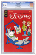 Bronze Age (1970-1979):Cartoon Character, The Jetsons #35 File Copy (Gold Key, 1970) CGC NM 9.4 Off-white towhite pages. Overstreet 2006 NM- 9.2 value = $80. CGC cen...