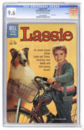 Silver Age (1956-1969):Adventure, Lassie #51 File Copy (Dell, 1960) CGC NM+ 9.6 Off-white to white pages. Photo cover. Overstreet 2006 NM- 9.2 value = $55. CG...