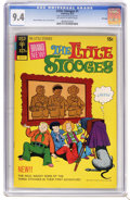 Bronze Age (1970-1979):Humor, The Little Stooges #1 File Copy (Gold Key, 1972) CGC NM 9.4Off-white to white pages. Norman Maurer cover and art. Highest C...
