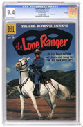 Silver Age (1956-1969):Western, The Lone Ranger #127 File Copy (Dell, 1959) CGC NM 9.4 Off-whitepages. Photo cover. This copy is currently tied for the hig...