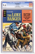 Silver Age (1956-1969):Adventure, Lone Ranger #2 File Copy (Gold Key, 1965) CGC NM+ 9.6 Off-white pages. Painted cover. Back cover pin-up. Overstreet 2006 NM-...