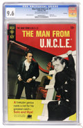 Silver Age (1956-1969):Adventure, Man from U.N.C.L.E. #7 File Copy (Gold Key, 1966) CGC NM+ 9.6 Off-white to white pages. Photo cover. Back cover photo pin-up...