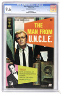 Silver Age (1956-1969):Adventure, Man from U.N.C.L.E. #18 File Copy (Gold Key, 1968) CGC NM+ 9.6 Off-white pages. Photo cover. Joe Certa art. Overstreet 2006 ...