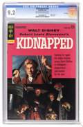 Silver Age (1956-1969):Adventure, Movie Comics: Kidnapped - File Copy (Gold Key, 1963) CGC NM- 9.2 Off-white to white pages. Photo cover. Overstreet 2006 NM- ...