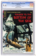Silver Age (1956-1969):Adventure, Voyage to the Bottom of the Sea #9 File Copy (Gold Key, 1967) CGC NM 9.4 Off-white to white pages. Painted cover. Alberto Gi...