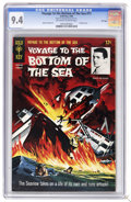 Silver Age (1956-1969):Adventure, Voyage to the Bottom of the Sea #11 File Copy (Gold Key, 1968) CGC NM 9.4 Off-white to white pages. Painted cover. Alberto G...