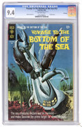 Silver Age (1956-1969):Adventure, Voyage to the Bottom of the Sea #12 File Copy (Gold Key, 1968) CGC NM 9.4 Off-white pages. Painted cover. Alberto Giolitti a...