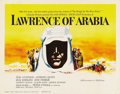 "Movie Posters:Academy Award Winner, Lawrence of Arabia (Columbia, 1962). Title Lobby Card (11"" X 14""). Peter O'Toole stars as the flamboyant and controversial B..."