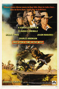 """Movie Posters:Western, Once Upon A Time in the West (Paramount, 1969). One Sheet (27"""" X41""""). Legendary Spaghetti Western director Sergio Leone gui..."""