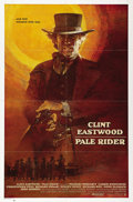 "Movie Posters:Western, Pale Rider (Warner Brothers, 1985). International One Sheet (27"" X41""). Combining elements of ""Shane"" and ""High Plains Drif..."