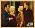 """Movie Posters:Drama, Platinum Blonde (Columbia, 1931). Lobby Card (11"""" X 14""""). JeanHarlow, shines in this great card from one of her best films...."""