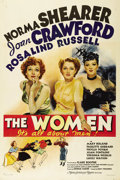 "Movie Posters:Comedy, The Women (MGM, 1939). One Sheet (27"" X 41""). Style C. Beautifulartwork of Joan Crawford, Norma Shearer and Rosalind Russel..."