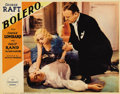 """Movie Posters:Drama, Bolero (Paramount, 1934). Lobby Cards (3) (11"""" X 14""""). George Raftis Raoul, a dancer who will stop at nothing to succeed. T...(Total: 3 Items)"""
