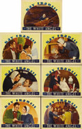 """Movie Posters:Drama, The White Angel (Warner Brothers, 1936). Lobby Cards (7) (11"""" X14""""). Kay Francis plays the famous nurse Florence Nightinga...(Total: 7 Items)"""