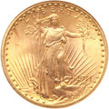 Saint-Gaudens Double Eagles, 1911 $20 MS64 NGC. CAC....