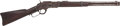 Long Guns:Lever Action, Winchester Second Model 1873 Lever Action Saddle Ring Carbine....