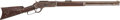 Long Guns:Lever Action, Winchester First Model 1876 Lever Action Rifle....
