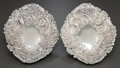 Silver Holloware, British:Holloware, A PAIR OF CHARLES STUART HARRIS EDWARDIAN SILVER SERVING BOWLS .Charles Stuart Harris, London, England, circa 1903-1904. Ma...(Total: 2 )