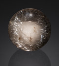 Lapidary Art:Eggs and Spheres, FINE RUTILATED QUARTZ SPHERE. Bahia, Brazil. ...