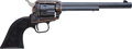 Handguns:Single Action Revolver, Boxed Colt Peacemaker 22 Single Action Revolver....