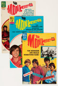 Silver Age (1956-1969):Humor, The Monkees File Copies Group (Dell, 1967-69) Condition: AverageVF+.... (Total: 11 Comic Books)