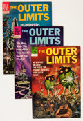 Silver Age (1956-1969):Science Fiction, Outer Limits File Copies Group (Dell, 1964-69) Condition: AverageVF+.... (Total: 33 Comic Books)
