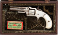Handguns:Single Action Revolver, Cased J.M. Marlin XX Standard Single Action Pocket Revolver....