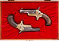 Handguns:Derringer, Palm, Cased Pair of Colt Third Model Derringers.... (Total: 2 Items)