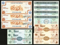 Miscellaneous:Other, ANA Collector Currency and Krause Publications Currency CollectorSeries Notes.. ... (Total: 11 notes)