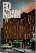 Books:Mystery & Detective Fiction, Ed McBain. SIGNED. Widows. New York: William Morrow, [1991].First edition, first printing. Signed by McBain...