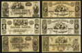 Obsoletes By State:Louisiana, New Orleans, LA- New Orleans Canal & Banking Company $5 (3); $10; $20 (2). ... (Total: 6 notes)