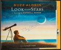 Autographs:Others, Buzz Aldrin Signed Book (Second Man To Walk On The Moon!)...