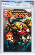 Modern Age (1980-Present):Miscellaneous, Miscellaneous Modern Age CGC-Graded Comics Group (DC/Marvel, 2001-07) CGC NM/MT 9.8 White pages.... (Total: 3 Comic Books)