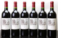 Red Bordeaux, Chateau Duhart Milon 2003 . Pauillac. 2lbsl. Bottle (6). ...(Total: 6 Btls. )